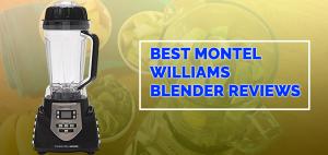 Best Montel Williams Blender Reviews